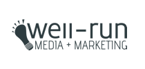 well-run media + marketing
